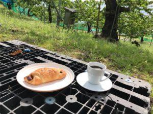 山形果樹園カフェ